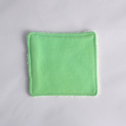 Lingette Lavable Verte