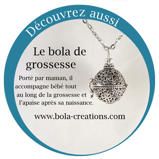 Bola créations bijoux de grossesse