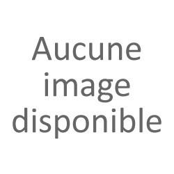 Bavoir 0-6 mois Col Claudine Rose Graphique